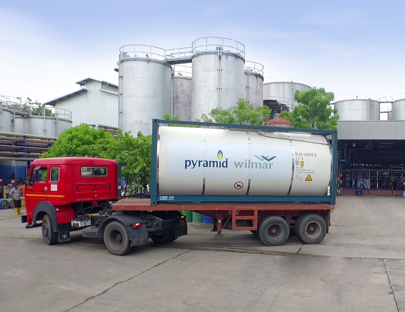 Our Businesses | Pyramid Wilmar leading Edible Oil and