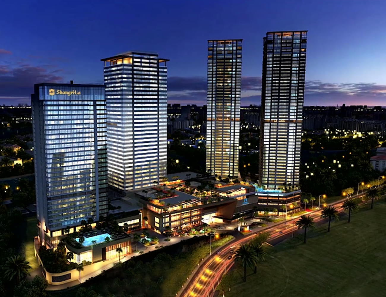 shangri la hotels The 5-star shangri-la hotel beijing is located in western beijing, 30 minutes away from beijing zoo offering accommodation in a 24-story lavish building, the.